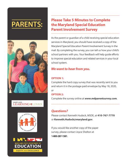 Parent Survey Flyer (3)